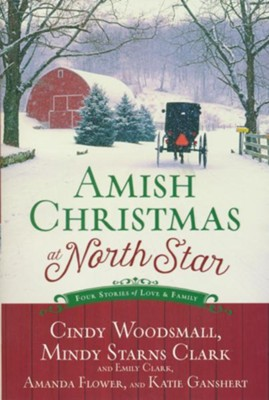 Amish Christmas at North Star: Four Stories of Love and Family  -     By: Cindy Woodsmall, Mindy Starns Clark, Emily Clark, Amanda Flower