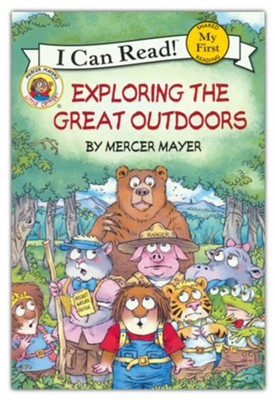 Little Critter: Exploring the Great Outdoors, softcover  -     By: Mercer Mayer