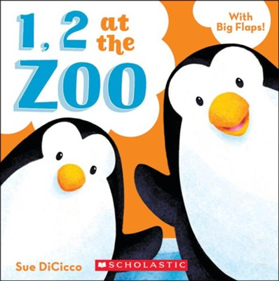 1, 2 at the Zoo  -     By: Sue Dicicco