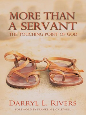 More Than a Servant: The Touching Point of God - eBook  -     By: Darryl L. Rivers
