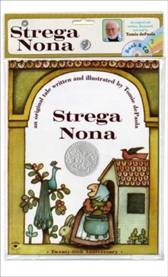 Strega Nona  -     Narrated By: Tomie dePaola     By: Tomie dePaola     Illustrated By: Tomie dePaola