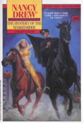 The Mystery of the Masked Rider - eBook  -     By: Carolyn Keene