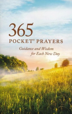 365 Pocket Prayers  -     By: Ronald A. Beers