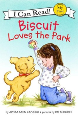 Biscuit Loves the Park, hardcover  -     By: Alyssa Satin Capucilli     Illustrated By: Pat Schories