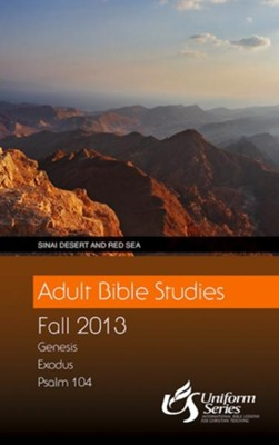 Adult Bible Studies Fall 2013 Student - Regular Print - eBook  -     By: Clara Welch