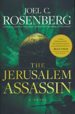 The Jerusalem Assassin  -     By: Joel C. Rosenberg