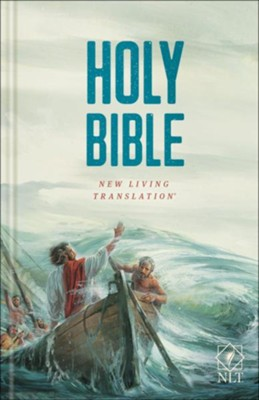 NLT Children's Bible, Hardcover   -