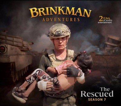 Brinkman Adventures: The Rescued Season 7  -