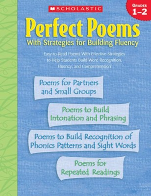 Perfect Poems With Strategies for Building Fluency: Grades 1-2  -