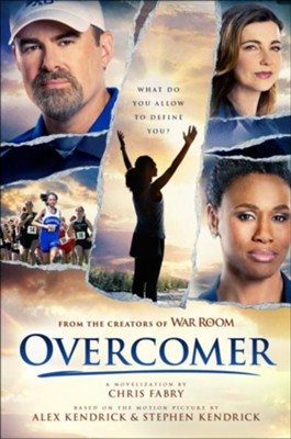 Overcomer, hardcover  -     By: Chris Fabry