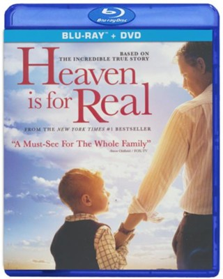 Heaven Is For Real, Blu-ray/DVD Combo   -