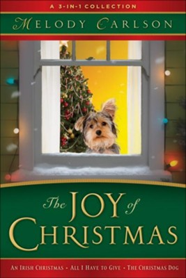 Joy of Christmas, The: A 3-in-1 Collection - eBook  -     By: Melody Carlson