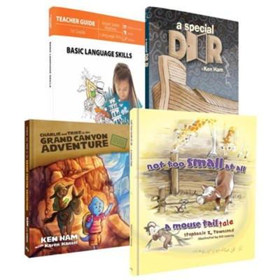 Basic Language Skills Package   -     By: Kristen Pratt, Ken Ham, Stephanie Townsend