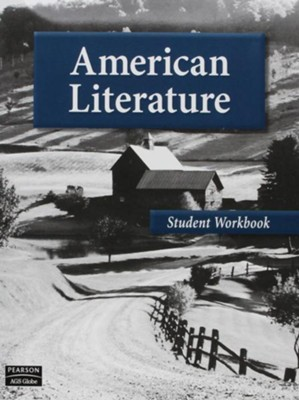 AGS American Literature Grades 5-8 Student Workbook   -