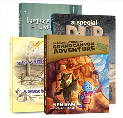 Language Lessons for a Living Education 1 Set  -     By: Kristen Pratt, Ken Ham, Stephanie Townsend