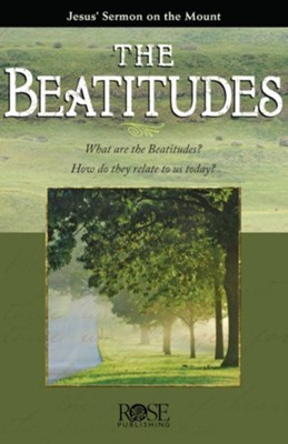 The Beatitudes - eBook   -     By: Rose Publishing