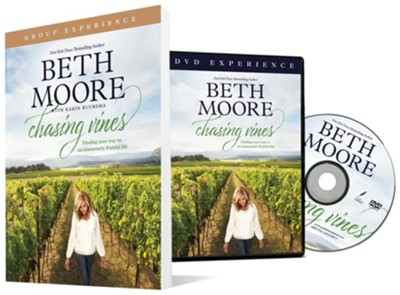 Chasing Vines Group Experience with DVD  -     By: Beth Moore