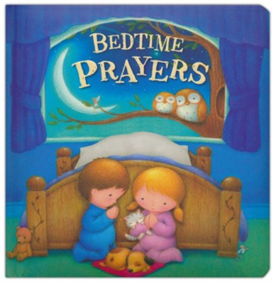 Bedtime Prayers Board Book    -     By: Stephen Whitlow