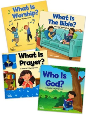4-in-1 Precious Blessings Bundle   -