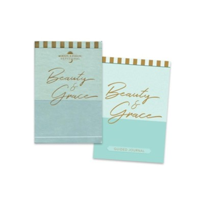 Beauty and Grace Devotional and Journal - 2 Pack  -