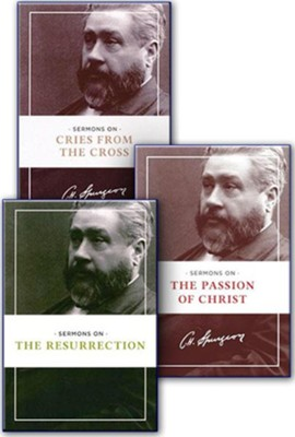 3-in-1 Easter Book Collection by Spurgeon   -