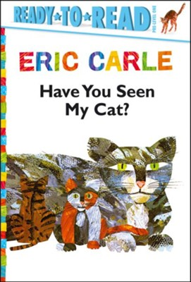 Have You Seen My Cat?  -     By: Eric Carle     Illustrated By: Eric Carle