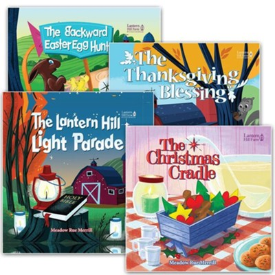 Lantern Hill Farm Holiday Collection - Picture Books   -