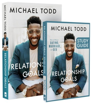Relationship Goals, Book & Study Guide  -
