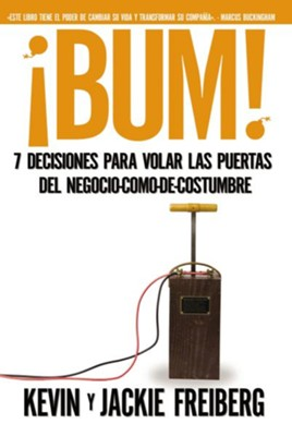 !Bum! (Boom!) - eBook  -     By: Kevin Frieberg, Jackie Frieberg