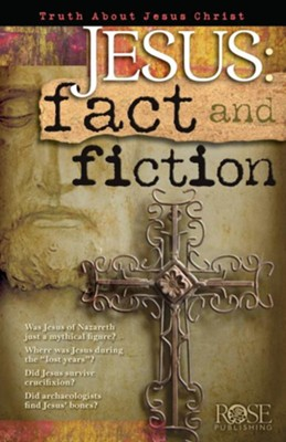 Jesus: Fact and Fiction, Pamphlet - eBook   -