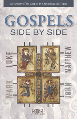 Gospels Side by Side, Pamphlet - eBook   -