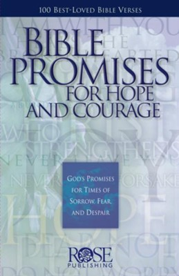 Bible Promises for Hope and Courage - eBook   -