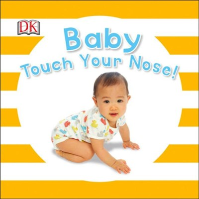 Baby Touch Your Nose  -