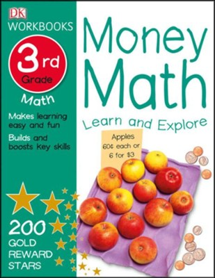 DK Workbooks: Money Math, Third Grade  -