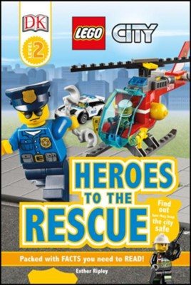 LEGO City Heroes Rescue  -     By: Esther Ripley