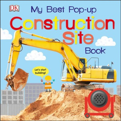 My Best Pop-up Construction Site Book  -     By: Editors