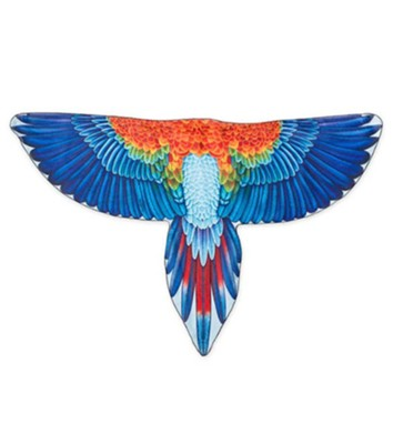 Brainy Bird Wings, Macaw  -