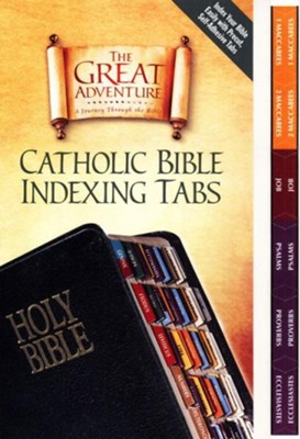 Bible Indexing Tabs  -
