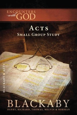 Acts: A Blackaby Bible Study Series - eBook  -     By: Henry T. Blackaby