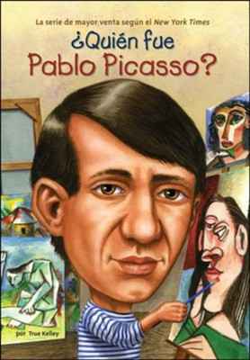 &#191Qui&#233n fue Pablo Picasso? (Who Was Pablo Picasso?)  -