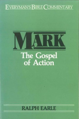 Mark- Everyman's Bible Commentary / New edition - eBook  -     By: Ralph Earle