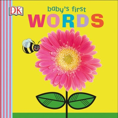 Baby's First Words  -     By: DK