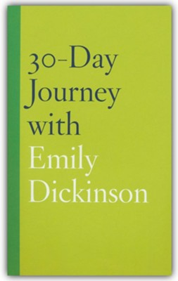 30-Day Journey with Emily Dickinson  -     By: Kristin LeMay