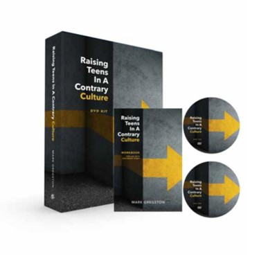 Raising Teens in a Contrary Culture Kit with DVD  -     By: Mark Gregston