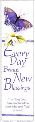 Every Day Brings New Blessings; Package of 10   -