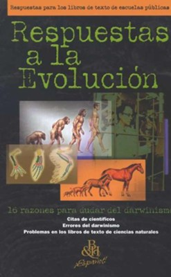 Coleccion Temas de Fe: Respuesta a la Evolucion (Answers to Evolution)  -