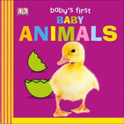 Baby's First Baby Animals  -     By: DK