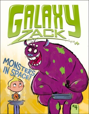#4: Monsters in Space!  -     By: Ray O'Ryan, Colin Jack