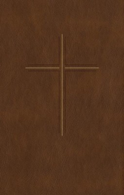 The Message Devotional Bible LeatherLike, Brown  -     By: Eugene H. Peterson