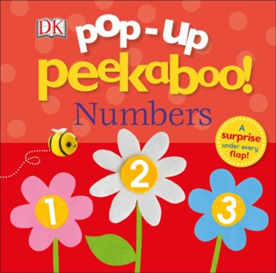 Pop-Up Peekaboo: Numbers  -     By: DK